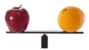 Comparing VoIP Service Providers can be like comparing apples and oranges