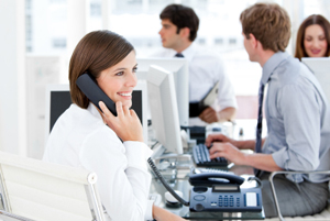 voip adapts to office
