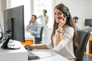 Centralize Functions with Hosted VoIP