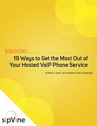 ebook cover - 19 Ways to Get the Most Out of Your Hosted VoIP Phone Service.png